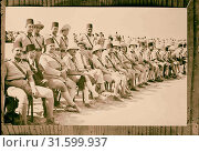 British military drills during 1920s, Middle East, Israel and/or Palestine (2018 год). Редакционное фото, фотограф © Liszt Collection / age Fotostock / Фотобанк Лори