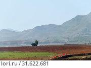 Купить «North Korea. Countryside», фото № 31622681, снято 5 мая 2019 г. (c) Знаменский Олег / Фотобанк Лори