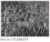 Купить «Labors of Hercules (3rd, 5th, 7th)», фото № 31634617, снято 17 октября 2018 г. (c) age Fotostock / Фотобанк Лори