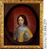 Купить «William III, Prince of Orange, as a child William III of Orange, Aged 7 Signed and dated in black paint, lower right: 'Cornelius Jonson.   Van Ceulen ...», фото № 31684277, снято 7 августа 2014 г. (c) age Fotostock / Фотобанк Лори