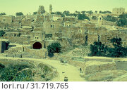 Купить «Mount of Olives, Bethany, Bethany from the carriage road. 1950, West Bank, Bethany, Middle East», фото № 31719765, снято 29 июня 2018 г. (c) age Fotostock / Фотобанк Лори