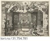 Купить «Allegory of peace between England and the United Netherlands, 1674, Gerard de Lairesse», фото № 31754781, снято 3 декабря 2014 г. (c) age Fotostock / Фотобанк Лори