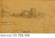 Купить «Roachs Mills. 4 mile run Va, 1861-1863, drawing, 1862-1865, by Alfred R Waud, 1828-1891, an american artist famous for his American Civil War sketches, America, US.», фото № 31758169, снято 31 мая 2014 г. (c) age Fotostock / Фотобанк Лори