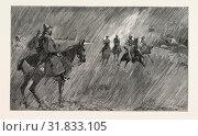 THE NEWMARKET OCTOBER MEETING: RAIN ON THE COURSE: A GOOD WETTING-THROUGH FOR THE JOCKEYS. (2012 год). Редакционное фото, фотограф Artokoloro / age Fotostock / Фотобанк Лори