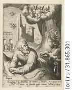 Купить «Peter as repentant sinner, Hugo de Groot, Michael Colyn, 1595 - 1596», фото № 31865301, снято 28 декабря 2014 г. (c) age Fotostock / Фотобанк Лори