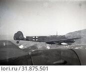 Купить «Messerschmitt Bf110G, III. /ZG26. Trapani, Italy.», фото № 31875501, снято 4 сентября 2018 г. (c) age Fotostock / Фотобанк Лори