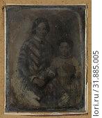 Betsy Tyndall- De Veer and Beth, Anonymous, c. 1841 - c. 1849 (2016 год). Редакционное фото, фотограф Artokoloro / age Fotostock / Фотобанк Лори