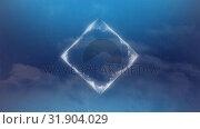 Купить «Diamond crystal digital art», видеоролик № 31904029, снято 6 февраля 2019 г. (c) Wavebreak Media / Фотобанк Лори
