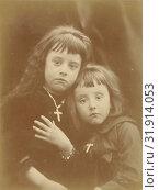 Купить «Portrait of Laura and Rachel Gurney, Julia Margaret Cameron, 1872», фото № 31914053, снято 21 августа 2016 г. (c) age Fotostock / Фотобанк Лори