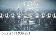 Купить «Social media and block chain technology », видеоролик № 31939281, снято 14 мая 2019 г. (c) Wavebreak Media / Фотобанк Лори