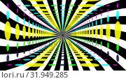 Купить «Colorful circles and diagonal line patterns», видеоролик № 31949285, снято 8 мая 2019 г. (c) Wavebreak Media / Фотобанк Лори