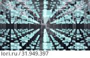 Купить «Secured file folders», видеоролик № 31949397, снято 24 мая 2019 г. (c) Wavebreak Media / Фотобанк Лори