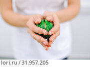 Диетолог. Стоковое фото, фотограф Вера Папиж / Фотобанк Лори