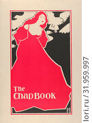 The Chap-Book, 1895, Commercial relief process, Sheet: 16 1/8 × 10 7/8 in. (41 × 27.6 cm), Frank Hazenplug (American, 1873/74–1931) (2017 год). Редакционное фото, фотограф © Copyright Artokoloro Quint Lox Limited / age Fotostock / Фотобанк Лори
