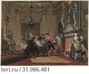 Купить «Everyone spoke, Sara Troost, Cornelis Troost, 1771», фото № 31986481, снято 3 декабря 2014 г. (c) age Fotostock / Фотобанк Лори