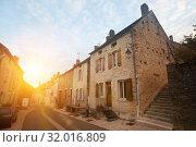 Купить «Image of Bligny-sur-Ouche city historical streets and building», фото № 32016809, снято 12 октября 2018 г. (c) Яков Филимонов / Фотобанк Лори