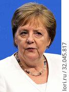 Купить «Angela Merkel - * 17. 05. 1954: German Politician of the Christian Democratic Union and Chancellor of the Federal Republic of Germany.», фото № 32045817, снято 9 июля 2019 г. (c) age Fotostock / Фотобанк Лори