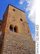 Festung, Schloss, Castello Cini Monselice, Turm. Стоковое фото, фотограф Bernd J. W. Fiedler / age Fotostock / Фотобанк Лори