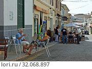 Spain, Mallorca - Sant Nicolau Village Festival in Cas Concos (2015 год). Редакционное фото, агентство Caro Photoagency / Фотобанк Лори