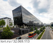 Купить «Funke Media Group, Essen, Ruhr Area, North Rhine-Westphalia, Germany», фото № 32069113, снято 24 мая 2019 г. (c) Caro Photoagency / Фотобанк Лори