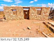 Купить «View of the Desert Tabernas in Almeria Province Spain», фото № 32125249, снято 20 февраля 2020 г. (c) easy Fotostock / Фотобанк Лори