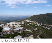 Купить «Поселок Кубачи, Дагестан», фото № 32131173, снято 16 августа 2019 г. (c) Максим Гулячик / Фотобанк Лори