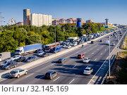 Москва,71-й километр МКАД (2019 год). Стоковое фото, фотограф glokaya_kuzdra / Фотобанк Лори