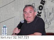 Мимика Николая Фоменко (2019 год). Редакционное фото, фотограф Сергей Соболев / Фотобанк Лори