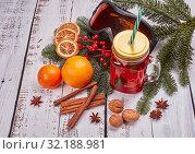 Купить «Winter holidays background», фото № 32188981, снято 5 января 2019 г. (c) Мельников Дмитрий / Фотобанк Лори