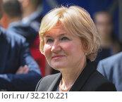 Ольга Голодец (2019 год). Редакционное фото, фотограф Андрей Голубев / Фотобанк Лори