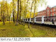 Городской парк г.Орехово-Зуево. Стоковое фото, фотограф Кристина Викулова / Фотобанк Лори