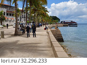 Купить «Stone Town, Zanzibar, Tanzania, Africa», фото № 32296233, снято 7 октября 2019 г. (c) Знаменский Олег / Фотобанк Лори