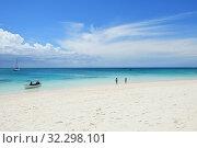 Купить «Zanzibar, Tanzania, Africa. Kendwa beach», фото № 32298101, снято 3 октября 2019 г. (c) Знаменский Олег / Фотобанк Лори