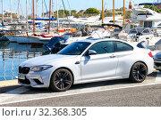 Купить «BMW M2 Coupe Competition», фото № 32368305, снято 11 сентября 2019 г. (c) Art Konovalov / Фотобанк Лори