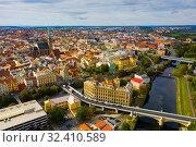 Купить «Pilsen downtown», фото № 32410589, снято 11 октября 2019 г. (c) Яков Филимонов / Фотобанк Лори