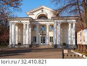 TsAGI House of Scientists (2019 год). Редакционное фото, фотограф Алексей Голованов / Фотобанк Лори