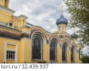 Yaroslavl, the Church of John the Postnik and Andrew of Crete (2019 год). Стоковое фото, фотограф Юлия Бабкина / Фотобанк Лори
