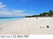 Купить «Zanzibar, Tanzania, Africa. Kendwa beach», фото № 32464789, снято 3 октября 2019 г. (c) Знаменский Олег / Фотобанк Лори
