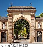 Kloster Steinfeld, Kall, Nordeifel, Eifel, Nordrhein-Westfalen, Deutschland, Europa. Стоковое фото, фотограф Zoonar.com/Stefan Ziese / age Fotostock / Фотобанк Лори