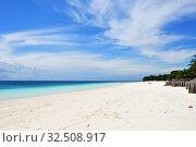 Купить «Kendwa beach, Zanzibar, Tanzania, Africa», фото № 32508917, снято 3 октября 2019 г. (c) Знаменский Олег / Фотобанк Лори