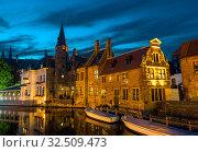 Купить «Belgium, Brugge, West Flanders, Europe», фото № 32509473, снято 11 июля 2019 г. (c) Tryapitsyn Sergiy / Фотобанк Лори