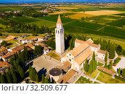 Купить «Basilica di Santa Maria Assunta, Aquileia», фото № 32509677, снято 4 сентября 2019 г. (c) Яков Филимонов / Фотобанк Лори