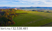 Autumn views of the Czech Republic (2019 год). Стоковое фото, фотограф Яков Филимонов / Фотобанк Лори