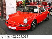 Купить «Porsche 911», фото № 32555085, снято 17 сентября 2019 г. (c) Art Konovalov / Фотобанк Лори