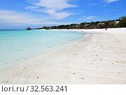 Купить «Kendwa beach, Zanzibar, Tanzania, Africa», фото № 32563241, снято 3 октября 2019 г. (c) Знаменский Олег / Фотобанк Лори