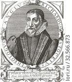 Richard Stock, 1569-1626. English clergyman. (2019 год). Редакционное фото, фотограф Classic Vision / age Fotostock / Фотобанк Лори