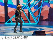 Купить «Песня года 2019. Концерт в ВТБ Арене 07.12.2019.», эксклюзивное фото № 32616481, снято 7 декабря 2019 г. (c) Алексей Бок / Фотобанк Лори