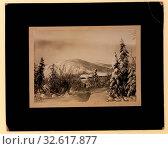 Купить «Prospector's home, 1912», фото № 32617877, снято 12 июля 2020 г. (c) age Fotostock / Фотобанк Лори