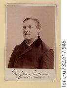 Rev. James Callahan. Photo B. Head-and-shoulders cabinet portrait, 1896. Редакционное фото, фотограф ARTOKOLORO QUINT LOX LIMITED / age Fotostock / Фотобанк Лори