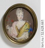 Купить «David Le Clerc (1679-1738), Princess Teresa Kunigunda Sobieska (1676-1730), married to Maximilian II Emanuel, curator of Bavaria, painting, 1708, Watercolor...», фото № 32628661, снято 5 июля 2019 г. (c) age Fotostock / Фотобанк Лори